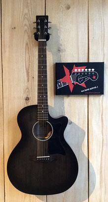 Cort G 260 OPN2, E- Gitarre Naturholz Sumpfesche, Musikinstrumente Fabiani Guitars Calw,