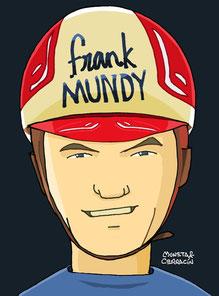 Frank Mundy by Muneta & Cerracín