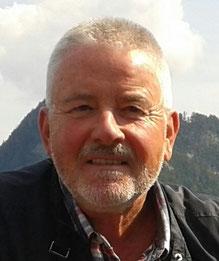 Autor Rolf Hechler, Buch: Heilen auf allen Ebenen