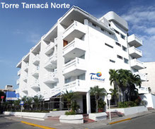 Das Tamaca, Torre Norte