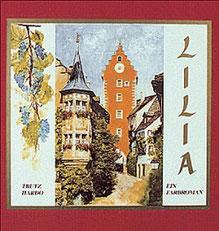 Trutz Hardo, Lilia - Ein Farbroman