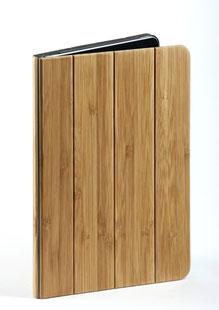 Flip Hülle für iPad mini4 aus echtem Holz