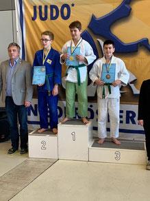 Tarik Hasanovic Judo Club Stockerau