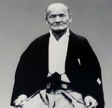der GRünder des Daitoryu Aiki Jujutsu