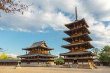 horyu ji pagode et temple guide francophone prive a nara