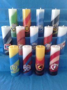Hockey Kerzensatz