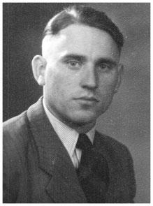 Otto Feldmann um 1945