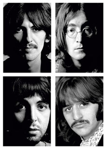 Soundtrack refused to synch with picture, but the Beatles' White Album was had for a song!