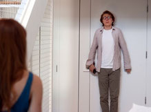 Harry, hast du wieder Dobby im Schrank versteckt?