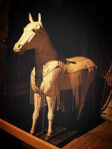 Fliegenschutz 1800 n. Chr. - Freilichtmuseum Shelbourne