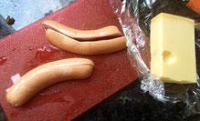 Wieder einmal eine gute Schweizer Grillbratwurst wäre auch ganz schön lecker!