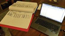 Letzte Vorbereitung für den Finanzworkshop