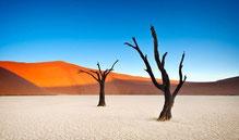 Namibia ist immer wieder - wie die Schweiz - eines der schönsten Länder