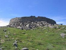 La tour d'URCULU  depuis IBANETA