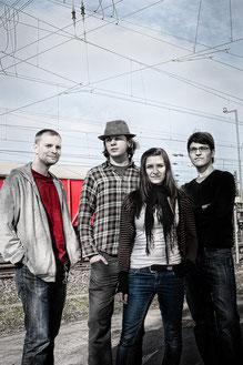 dive by wire haben gerade ihre neue CD veröffentlicht