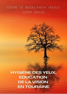 """Stage Été 2021 :""""Stimulez Votre Vue"""" (niveau 1) avec sonia djaoui - annuaire via energetica"""