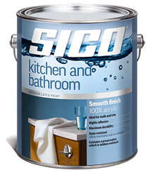 SICO KITCHEN AND BATHROOM PAINT