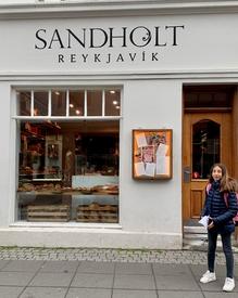 Sandholt Bakerì a Reykjavic