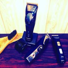 Barber-salon-Revaバリカン写真