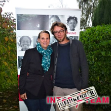 Lea und Hene, nach 3 Jahren Einsatz in Rundu wieder zurück in der Schweiz