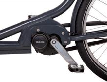 Yamaha e-Bike Antrieb