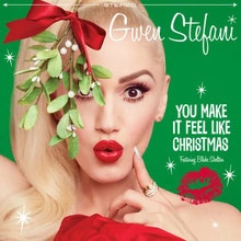 Gwen Stefani feat. Blake Shelton - You Make It Feel Like Christmas, 2017