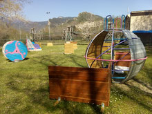 Campo de Paintball de Sobrón