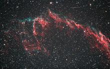 NGC7635 Bubble Nebel
