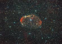 "NGC6888 in Cygnus 12"" f4"