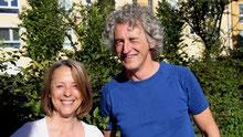 Norbert Kober und Gisela Steinhauer WDR5