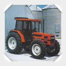 AGCO Allis 6670 Traktor