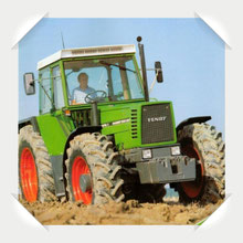 Fendt Favorit 615 LS