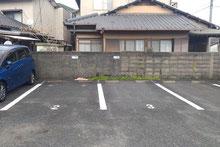 ロッコ専用駐車場
