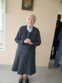 Sr Elise, notre centenaire