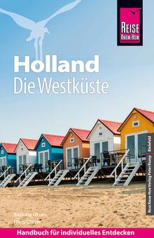 Reiseführer Holland. Die Westküste von Barbara und Hans Otzen