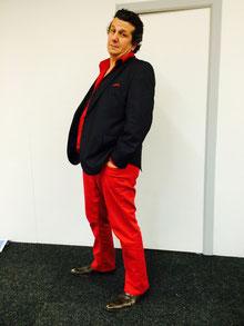 Rolf Suter als Richie Ferrari