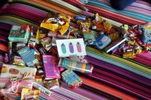 Bild: Geschenke aus AnfängerGlück Stoffschultüte