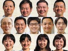 新潟の消防設備点検業者(株)エフ・ピーアイのスタッフ