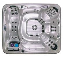 Whirlpool Spa Modell Barbados Artesian Whirlpools