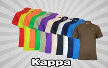 """9.99 € statt 39.99 € - Klassisches Kappa Herren-Poloshirt, Model """"Scotty"""", in zwölf Farben, Baumwolle, statt UVP 39.99 € für nur 9.99 Euro inkl. Versand"""