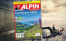 29.90 € statt 62.88 € - Alpin - Die Zeitschrift für alle BergsteigerInnen und Freunde der Berge, jeden Monat neu und frei Haus, Jahresabo statt 62.88 € für nur 29.90 € inkl. Versandkosten