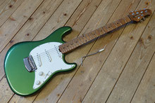 Music Man Cutlass RS SSS Chargin Green