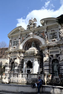 La Fontana dell'Organo