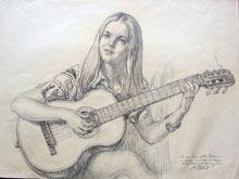 Nadine Boudousquié-Bilis 1970