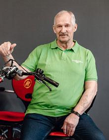 Joachim Holzer, e-motion e-Bike Welt Harz
