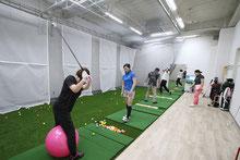 100切りなら名古屋のインドアゴルフスクールGOLFCafeゴルフカフェ