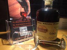 Whisky Palatina-Messeabfüllung 2019 von yourWHISKY: Amarone Single Cask aus einem Amarone Blood Tub