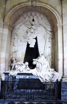 L'intérieur de la chapelle de Mailly-Maillet