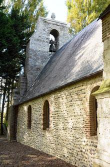 Chapelle du Hamelet (Favières)