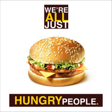 Tableau graphique hungry people